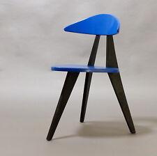 Chaise, de Walter Pape pour Wilkhahn, modèle 360 'Trépied' de 1954, rare