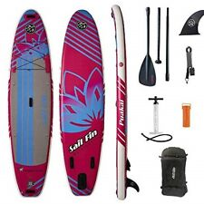 Beautiful Double Layer Inflatable Stand-Up Paddle Board - Sail Fin PuaKai 11'