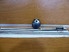 R.L. Winston Boron IIX 9' 3 1/2oz Composite Fly Fishing Rod W/System 2 Reel+Sac