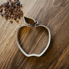Apple Cookie Cutter - 3 Sizes