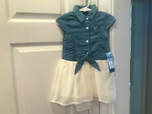 New Girl's Guess Dress, Size 3