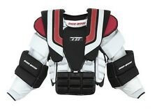 New Sherwood T95 goalie arm chest protector sz Sr small size senior S ice hockey