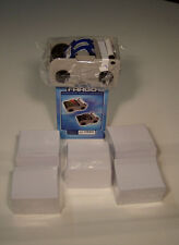 Fargo DTC1000 Color ID Card Printing Kit, YMCKO Ribbon & 500 CR80 Cards 45000