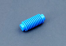 10x 10mm Dia x 30mm 4mm Bore Plastic Worm for Cog Wheels Gears Pinion Rack S7088