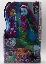 Mattel Monster High DHB48 - Modepuppen, Das Große Schreckensriff, Posea Reef Neu