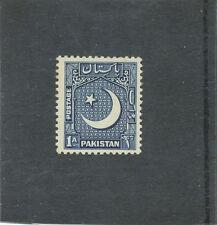 Pakistan 1949 1a blue SG44 LMM