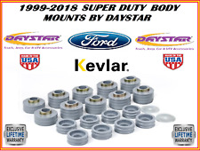Daystar Body Mount Bushings w/KEVLAR for Ford F-250/F-350 Super Duty 1999-2018