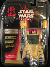 Star Wars Episode 1 Tiger -Lucasfilm 1999 Podrace Challenge Handheld Game New