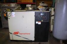 Ingersoll Rand 50HP Compressor with Air Dryer and Air Tank