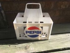 Vintage Plastic 1979 Pepsi Bottle Carrier