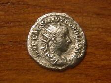 "Rom:""Antoninian"" #SILBERMÜNZE# 3,49 gr. SILVER DENARIUS GORDIANUS III AD 238-244"