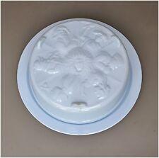Villeroy & Boch Mettlach - seltene Puddingform mit Struwwelpeter-Motiven