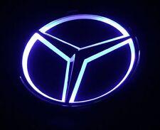 Blue UNIVERSALReplica LED Illuminated Star Emblem For Mercedes Benz A B C E M R