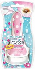 Schick Intuition holder for women razor moist skin 1 spare blade included