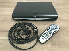Sky+ HD DRX890 box + cables + remote + instructions