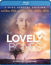 THE LOVELY BONES (2 disc special edition) -  Blu Ray - Sealed Region free for UK