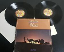 Kitara ~ Silk Road ~ Canyon Records ~  ~ Vinyl Record