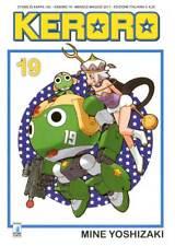 manga STAR COMICS KERORO numero 19