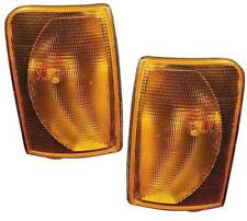 VW LT Series 1996-2006 Amber Front Indicator Pair Left & Right
