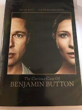 The Curious Case Of Benjamin Button. Dvd. 2 Disc Set