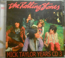 The Rolling Stones ‎– Mick Taylor Years CD 3  NEW