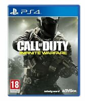 Call of Duty Infinite Warfare PS4 MINT- 1st Class Delivery