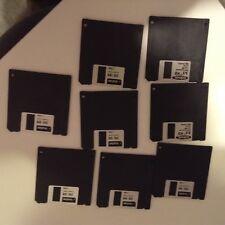 """8x Floppy Disk, 3,5"""" Disketten nie verwendet, neu"""