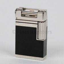 """S.T.DUPONT URBAN """"HAMMER"""" LIGHTER, BLACK LACQUER - NEW IN BOX"""