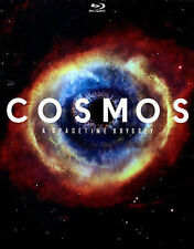Cosmos: A Spacetime Odyssey (Blu-ray Disc, 2014, 4-Disc Set)