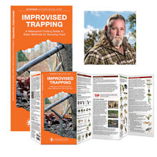 Improvised Trapping Pathfinder Outdoor Survival Guide®  - Water & Tear Proof