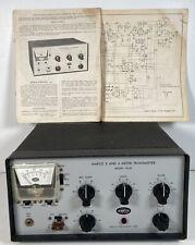 Vintage Ameco TX-62 2 & 6 Meter Ham Radio Transmitter