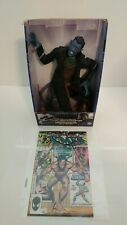 "Marvel Comics X-Men United 12"" Poseable NightCrawler Figure Toy Biz and Comic"