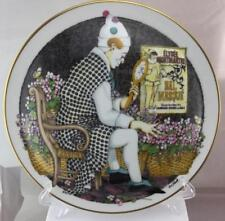 "Royal Doulton Collector Plate ""Make me Laugh"" by Ben Black (266)"