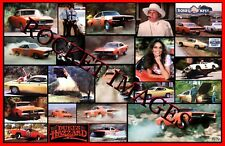 Dukes of hazards 1979 #3 Custom TV Poster 11x17 Buy 2 Get 3rd Poster Free..seo