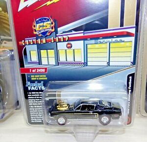 JL Johnny Lightning CS Customs Exclusive 1968 Ford mustang