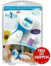 Ped Egg Cordless Electric Callus Remover AS SEEN ON TV - 1 Pack