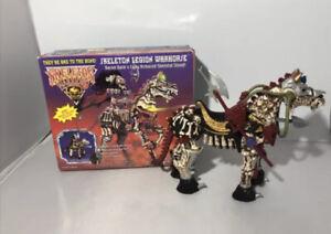 Vintage Playmates Skeleton Warriors Legion Warhorse