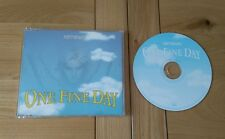 Astralasia One Fine Day 1998 UK CD Single EYECD37 Electro Trance Space Rock
