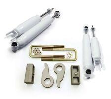 """99-07 Chevy Silverado 1500 4X4 6-lug Full Leveling Lift Kit 3"""" F 2"""" R w/ Shocks"""