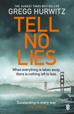 Tell No Lies,Gregg Hurwitz- 9781405912587