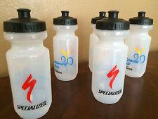 "New Specialized Water Big Mouth Bottles ""Breakaway Ride""  (2 Bottles)"