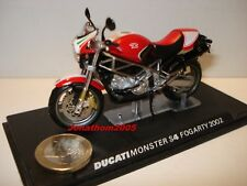 MOTO DUCATI MONSTER S4 FOGARTY 2002 au 1/24°