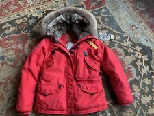 Parajumpers Womens Doris Red Large