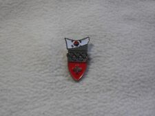 Switzerland Olympic Committee for Olympic Games PyeongChang 2018 pin