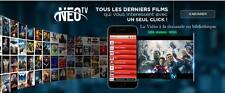 ABONNEMENT-12-MOIS-NEO-TV-Android M3U icone smart TV KODI ENIGMA2 MAG25x