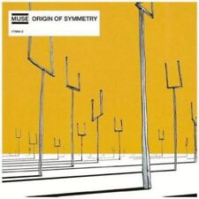 MUSE - ORIGIN OF SYMMETRY [CD]
