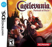 Castlevania: Portrait of Ruin NDS New Nintendo DS