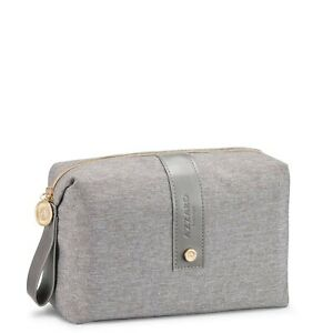 AZZARO PARFUMS Grey Wash Bag / Toiletry / Shaving Bag