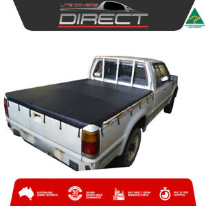 Bunji Tonneau Cover For Ford Courier PC, PD Super Cab - 1985 to 1998