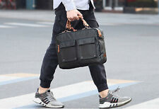 Man bag, Mens Satchel Bag, Shoulder Bag, Crossbody Bag Casual Messenger Bag, Sat